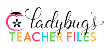 Ladybug's Teacher Files Logo